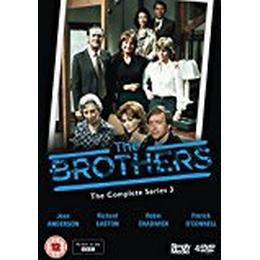 The Brothers - The Complete Series 3 [DVD] BBC